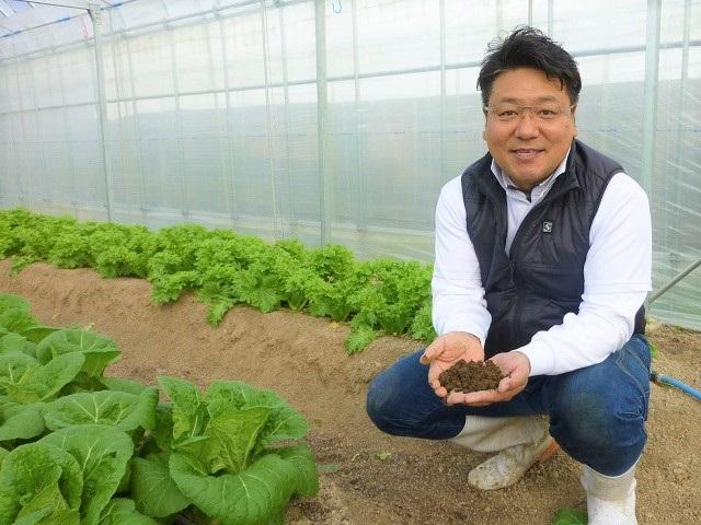 大きな渦の中で農業を楽しむ|兵庫県神戸市