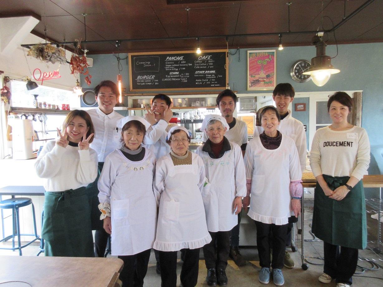 福祉の現場で培った経験活かす|京都府綾部市