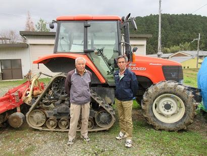 将来に渡って地域の優良な農地を守る|京都府福知山市