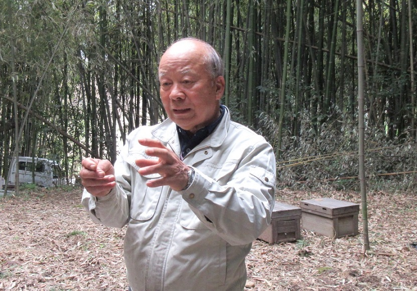 天然はちみつの味を伝えたい|奈良県生駒市