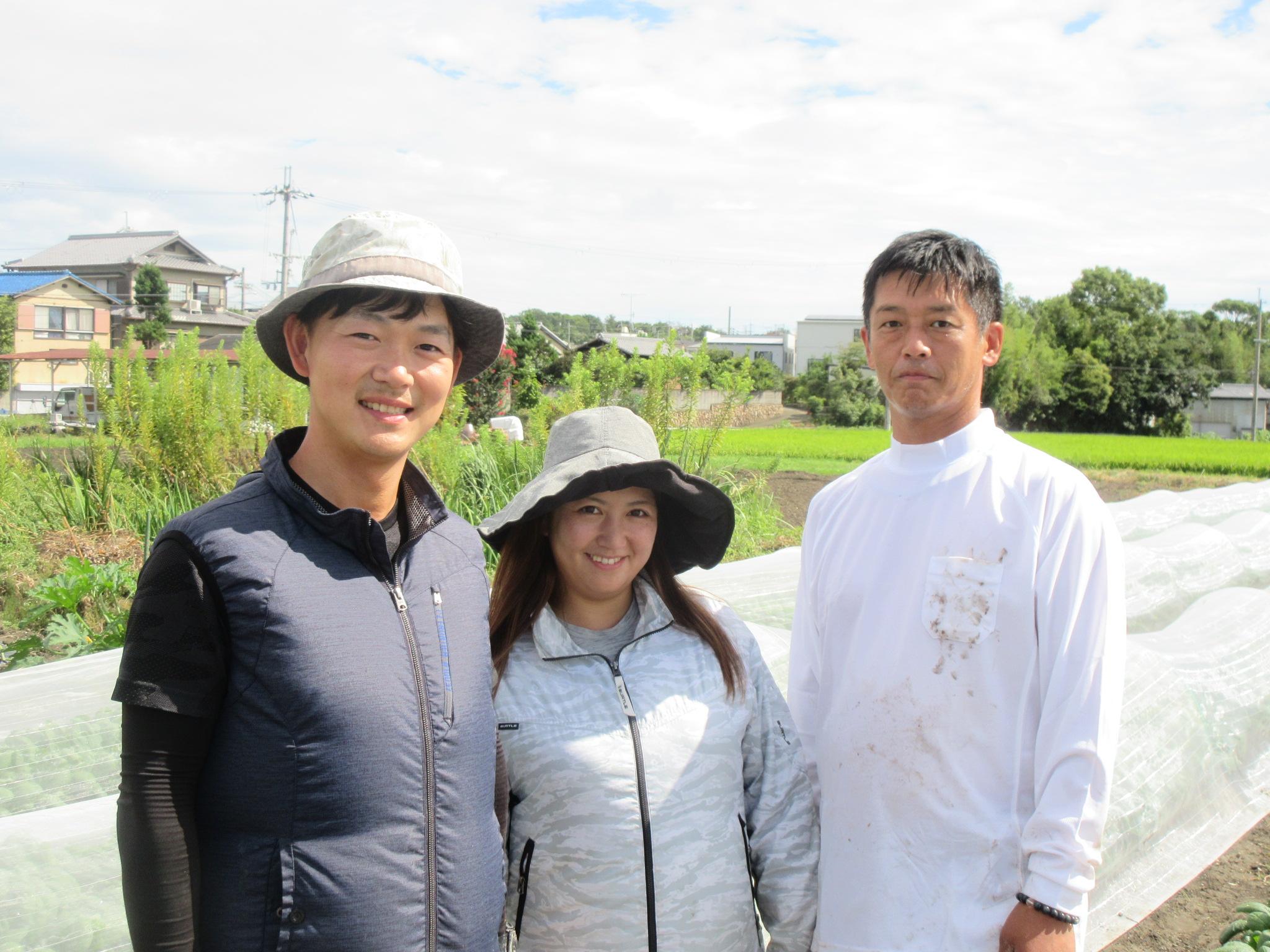 雇用就農から独立し新規就農者へ|大阪府箕面市