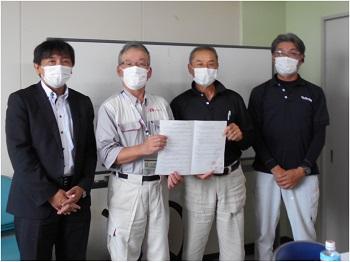 企業が農家をバックアップ|滋賀県竜王町