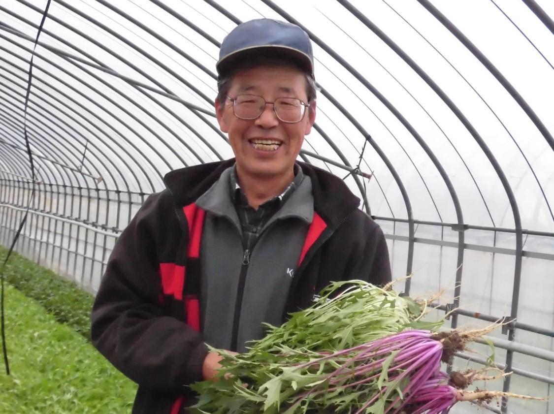 「草津メロン」を作り続けて30年|滋賀県草津市