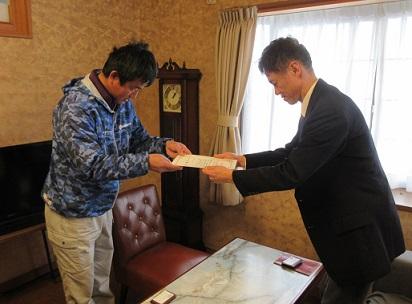6次産業化の認定証交付|和歌山県みなべ町