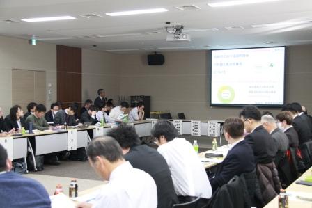 飼料用米推進会議の模様3