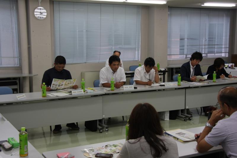 6次産業化ネットワークの参加者