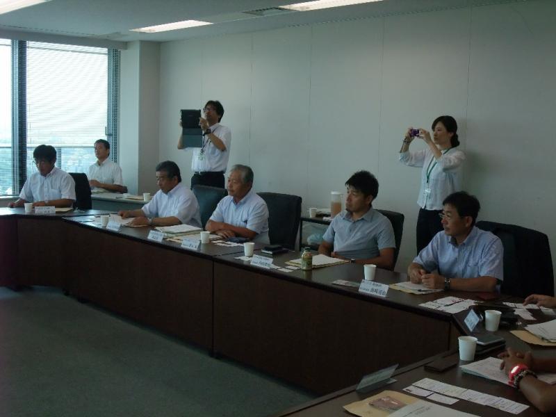 熊本の法人協会の方々
