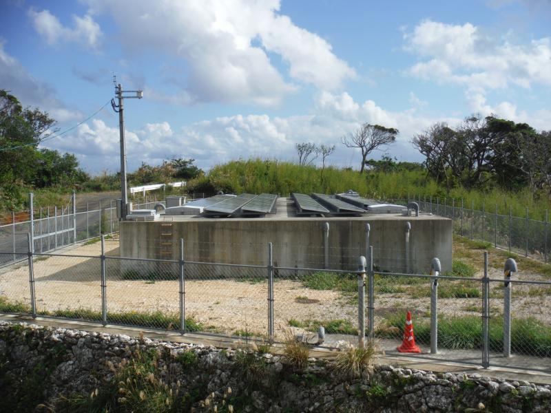太陽光発電施設の建設②
