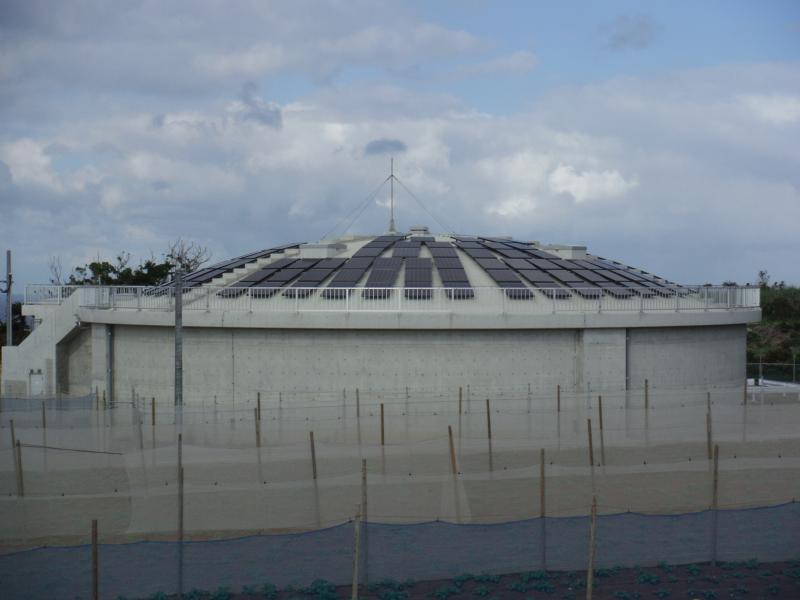 太陽光発電施設の建設④