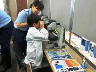 28顕微鏡で納豆菌を観察してみよう!