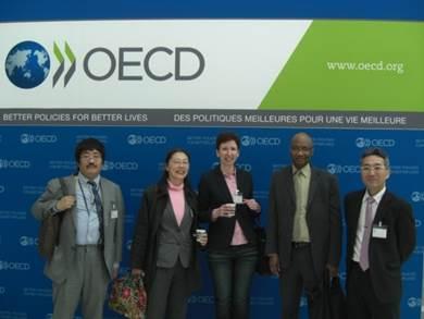 OECDメンバー国の査察当局が互いに行うGLP査察
