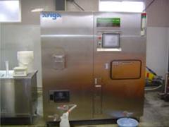 廃食用油を加工する装置