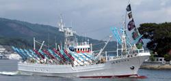 さんま漁船