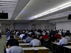 関係機関約140名が参加し開催された「経営所得安定対策等推進連絡会議」
