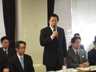 鹿野農林水産大臣と川俣町の農業者等との意見交換