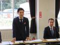 矢倉政務官が東日本大震災からの復旧・復興状況の現地調査を実施