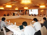 東北農政局長と報道機関との懇談会2