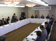 6次産業化に関する岩手県関係者との意見交換会