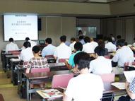 平成24年度食品事業者表示適正化技術講座(米沢市)