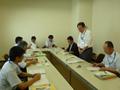 在仙機関による農林水産物等の輸出促進のための連絡会議