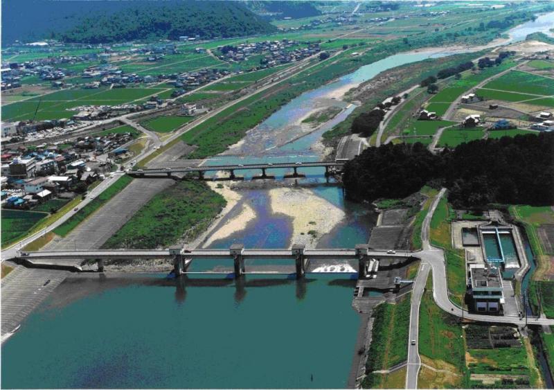 西濃用水第二期農業水利事業所