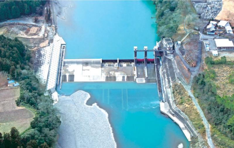 宮川用水地区