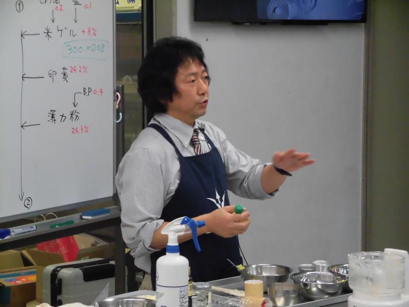 講師 吉岡久雄氏
